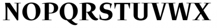 Beletria Large Bold Font UPPERCASE