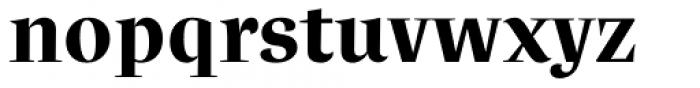 Beletria Large Bold Font LOWERCASE