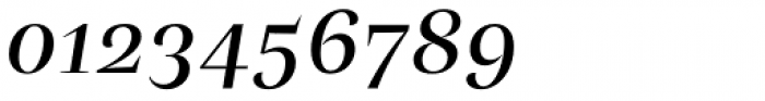 Beletria Large Italic Font OTHER CHARS