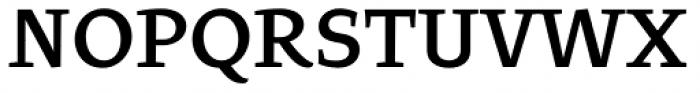 Beletria Medium Font UPPERCASE