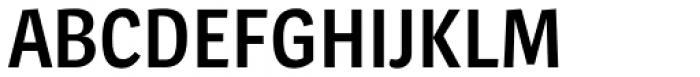 Beletrio Condensed Medium Font UPPERCASE
