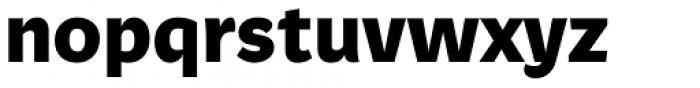 Beletrio Heavy Font LOWERCASE