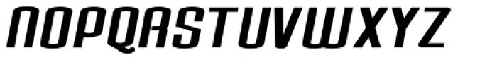 Belgia Bold Italic Font UPPERCASE