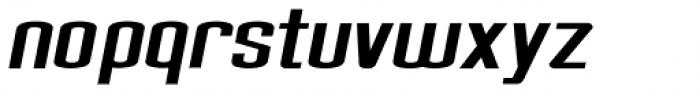 Belgia Bold Italic Font LOWERCASE