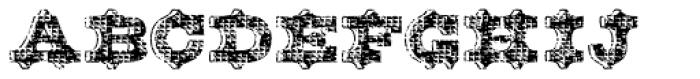 Belgian Waffle Font UPPERCASE