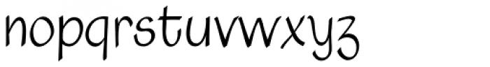 Belha Font LOWERCASE