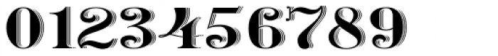 Belhampton Embossed Font OTHER CHARS