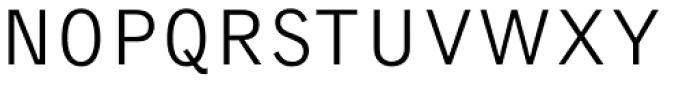 Bell Gothic Light Font UPPERCASE