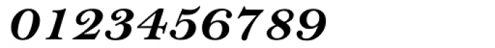 Bell MT Bold Italic Font OTHER CHARS