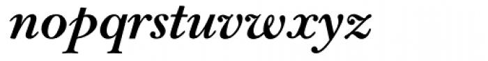 Bell MT Bold Italic Font LOWERCASE