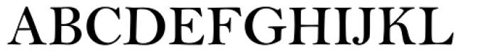 Bell MT SemiBold Font UPPERCASE