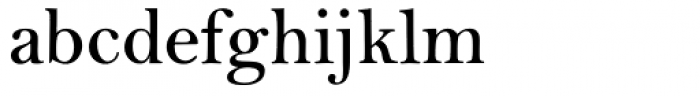 Bell MT SemiBold Font LOWERCASE