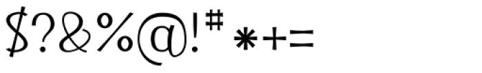 Belladone Font OTHER CHARS
