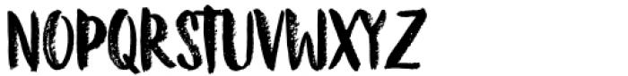 Bellanovie Regular Font UPPERCASE