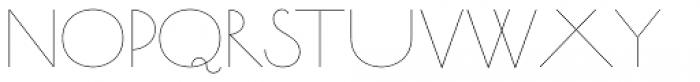 Bellavista Expanded 10 Font UPPERCASE