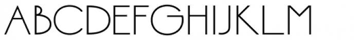 Bellavista Expanded 40 Font UPPERCASE