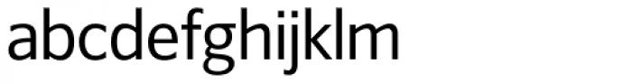 Belle Sans Condensed Bk Font LOWERCASE