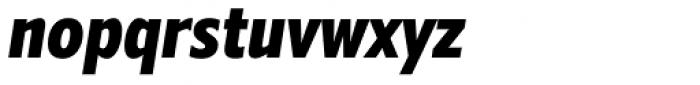 Belle Sans Ex Cond Black Ob Font LOWERCASE