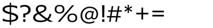 Belle Sans Ex Wide Book Font OTHER CHARS