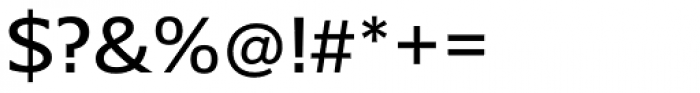 Belle Sans Expanded Font OTHER CHARS