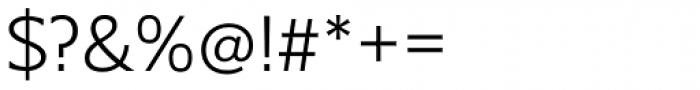 Belle Sans Light Font OTHER CHARS