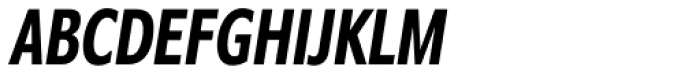 Belle Sans Ultra Cond Bd Ob Font UPPERCASE