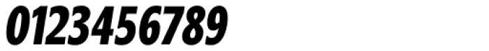 Belle Sans Ultra Cond Blk Ob Font OTHER CHARS