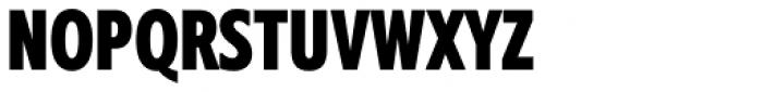 Belle Sans Ultra Cond Blk Font UPPERCASE