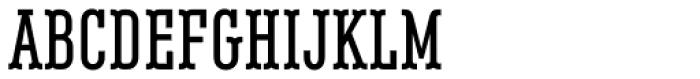 Belleville 13h FY Bold Font UPPERCASE