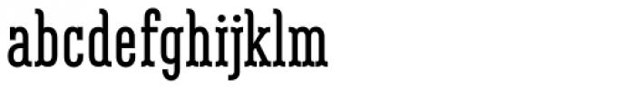 Belleville 13h FY Bold Font LOWERCASE