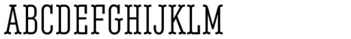 Belleville 13h FY Regular Font UPPERCASE
