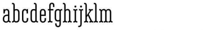 Belleville 13h FY Regular Font LOWERCASE