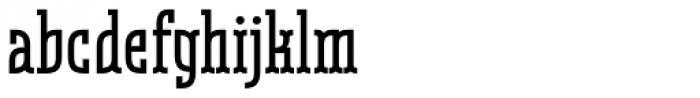 Belleville 19h FY Bold Font LOWERCASE