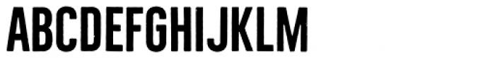 Bellfort Bold Font LOWERCASE