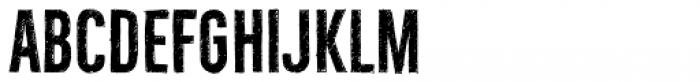 Bellfort Draw Font UPPERCASE