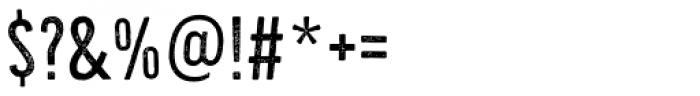 Bellfort Press Light Font OTHER CHARS