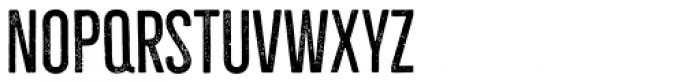 Bellfort Press Light Font LOWERCASE