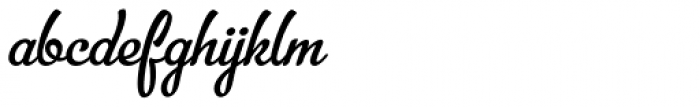 Bellico Font LOWERCASE