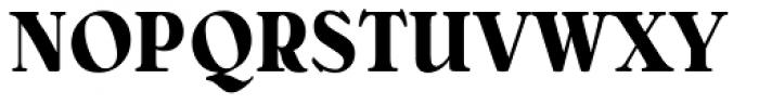 Bellini Condensed RR Bold Font UPPERCASE