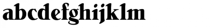 Bellini Condensed RR Bold Font LOWERCASE