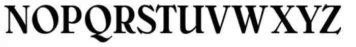 Bellini Condensed RR Medium Font UPPERCASE