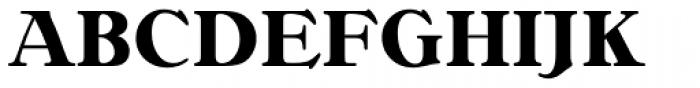 Bellini RR Bold Font UPPERCASE