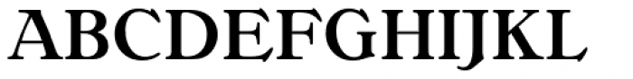 Bellini RR Medium Font UPPERCASE