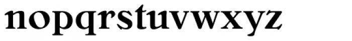 Bellini RR Medium Font LOWERCASE