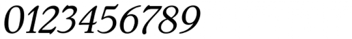 Bellini RR Original Italic Font OTHER CHARS