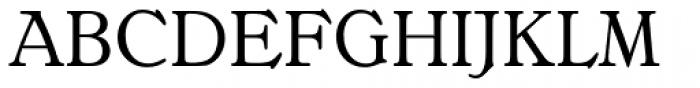 Bellini RR Original Font UPPERCASE