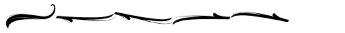 Bellsmore Brush Bellsmore Brush Swashes Font LOWERCASE