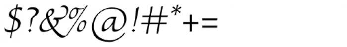 Belltrap Regular Font OTHER CHARS