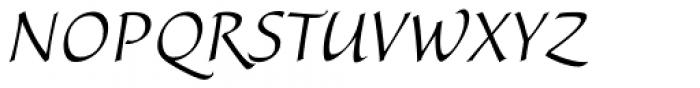 Belltrap Regular Font UPPERCASE