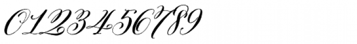 Belluccia Bold Font OTHER CHARS